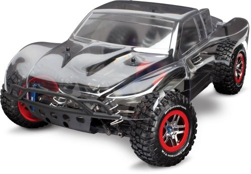 Traxxas 1/10 Slash 4X4 Brushless Short Course Truck (Platinum Edition)