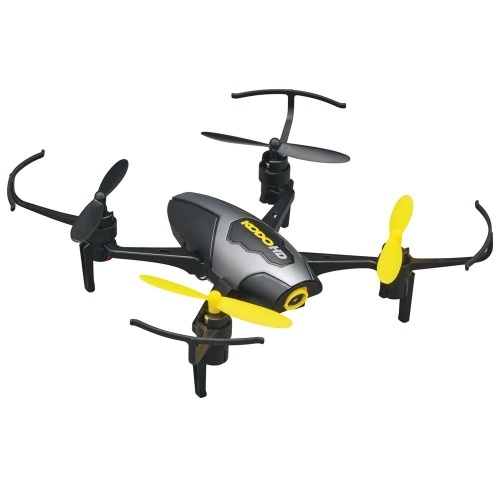 Dromida KODO HD Ready-to-Fly Elektrycznie zasilany 106 mm Radio Controlled Drone ze zintegrowaną kamerą cyfrową HD 1080p