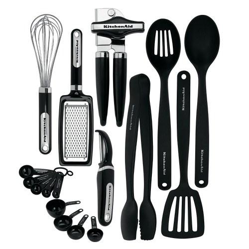 KitchenAid KC448BXOBA 17-teiliges Werkzeug und Gadget-Set