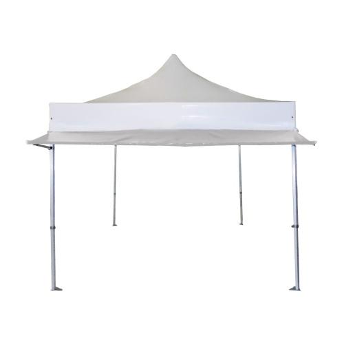 Extension soleil casquette 4m pour tente pliante ALU 40 - Unité