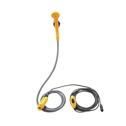 Douche de camping 12V Kit de douche extérieure électrique