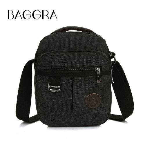 Nowa moda mężczyzna Płótno Crossbody Bag kieszeń Travel Casual Outdoor Mała Torba na ramię