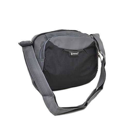 Kobiety Nylon Crossbody Torba Zipper regulowany pasek Kieszenie Przypadkowa torba podróżna torba na ramię na zewnątrz