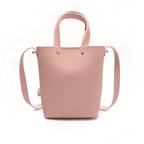 Mini scatola del sacchetto di Crossbody della spalla della borsa del modello di Lichee dell'unità di elaborazione delle nuove donne di modo