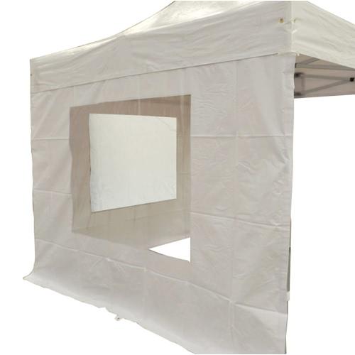 Côté bâche fenêtre 3m PVC 520g/m² - Unité