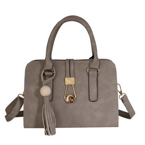 Tassel Handbag Female Korean Sweet Lady Fashion Handbag