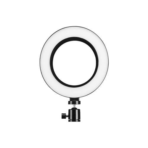6inch LED Ring Light Circolare LED Fotografia Video Selfie Ring Light per You Tube / Tik Tok Live Streaming