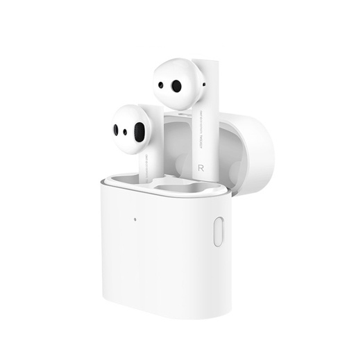 Xiaomi Air2 True Wireless BT Earphone Ergonomic Wireless Earbuds with Noise Reduction Microphone Touch Control Half-In-Ear Design