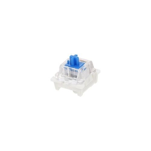 Interruttore dell'albero della tastiera meccanica generale Interruttore della tastiera meccanica sostituibile OUTMU Interruttore blu meccanico 110PCS