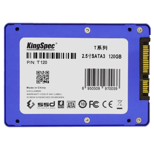 KingSpec T60 SATA III 3.0 2.5