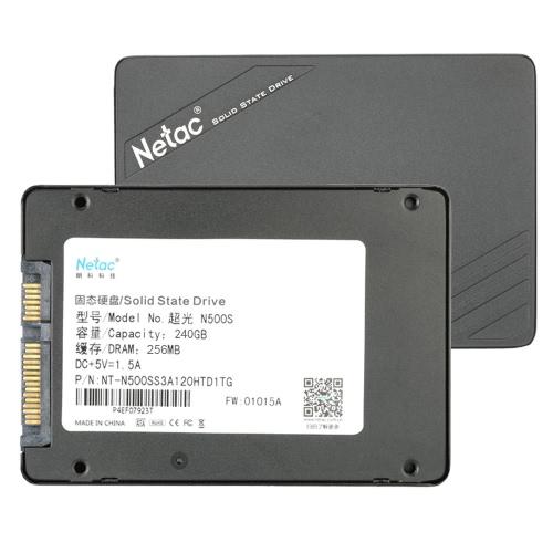 Netac N500S 240 ギガバイト 2.5