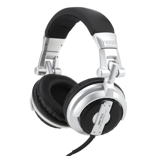 SENICC ST-80 Profi-Monitor Musik Stereo Bass HiFi-Kopfhörer