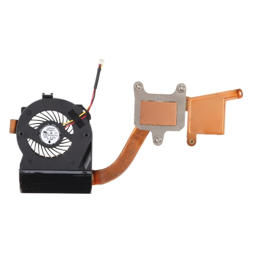 CPU Ventilador Cooler & dissipador de calor para Lenovo ThinkPad X201 X201i Laptop PC 3 Pin 3-Wire