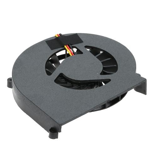 CPU ventilador de refrigeração para HP Compaq CQ43 CQ57 430 431 435 436 G53 G57 Laptop PC 3 Pin 3-Wire