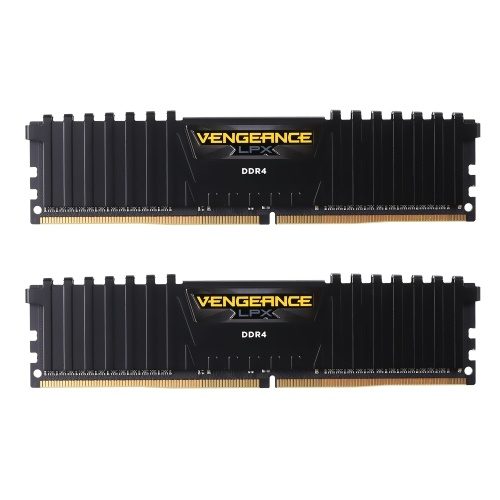 CORSAIR Vengeance LPX 16GB (2 x 8GB) DDR4 DRAM 2400MHz C14 288-Pin Memory Kit C4920