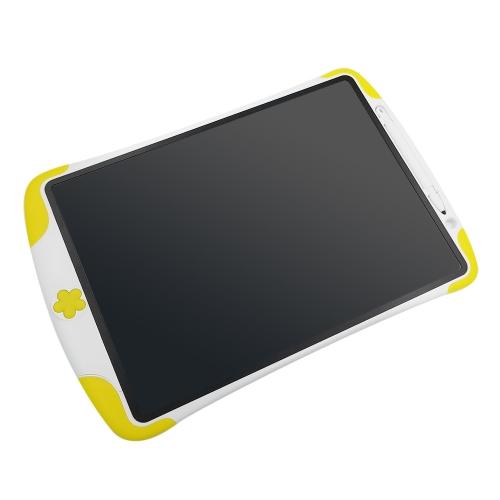 AS1012B 12-calowy LCD Pisanie Tablet Pismo Drawingboard z plastikowym rysikiem dla dzieci Home Office Use Yellow