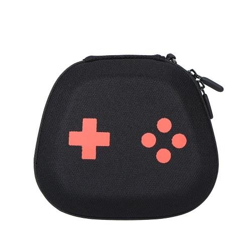 エヴァ旅行キャリングバッグ保護カバーハードケース収納用PS4コントローラゲームパッド用ジッパー付き