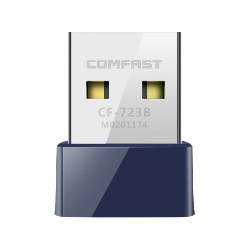 COMFAST BT4.0 Беспроводной адаптер USB WiFi карта 150 Мбит / с Передатчик Приемник Сетевая карта