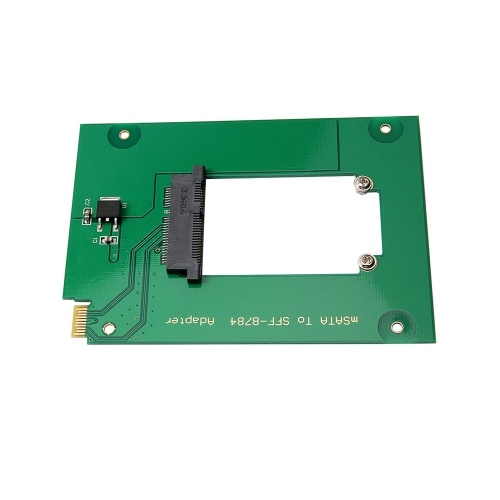 WD5000MPCK SFF-8784 SATA Express to mSATA Adapter Cards Converter for UltraSlim Hard Disk SSD WD5000M22K WD5000M21K