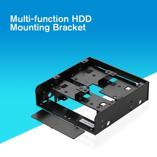 "Olmaster MR-8801 HDD Mounting Bracket Fits for 3.5"" HDD/ 2.5"" HDD/SSD"