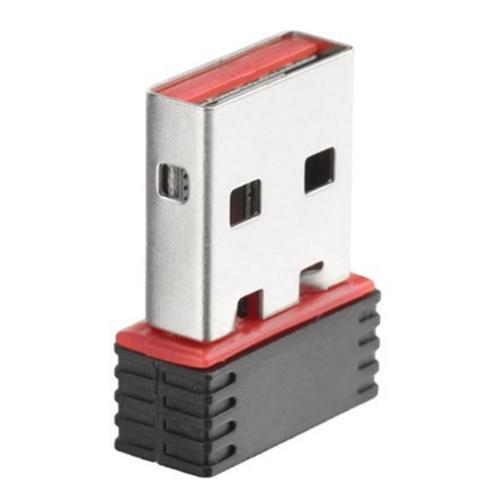 Hochgeschwindigkeits-Realtek rtl8188cu USB 150m n Keine Kabelinstallation WiFi-Adapter Neue Verpackung LAN 802 MT7601 8188