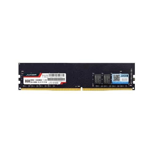 JUHOR DDR4 8GB 2400MHz 1.2V Desktop PC Memory Bank PC Memory RAM Low Power Consumption Wide Compatibility