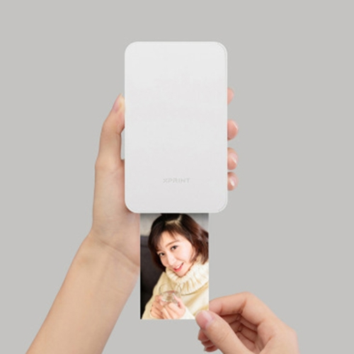 Xiaomi XPRINT Telefone Photo Printer + Photo Paper 1 Box (Branco)