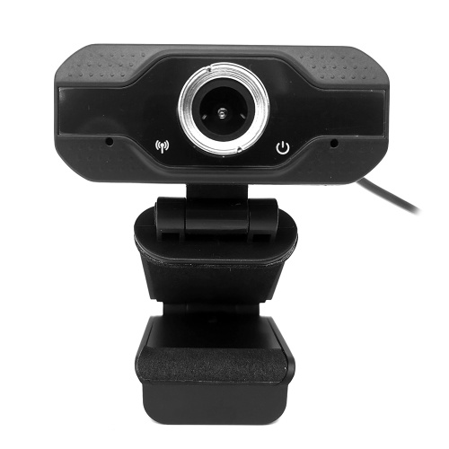 720P Webcam USB Camera Video High Definition Web Cam with Mic for Online Studying Meeting Calling