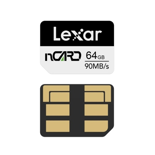 Tarjeta Lexar Micro TF 64G /
