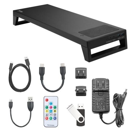 Suporte para monitor inteligente PCDOCK PC Dock Pro Suporte multifuncional para laptop