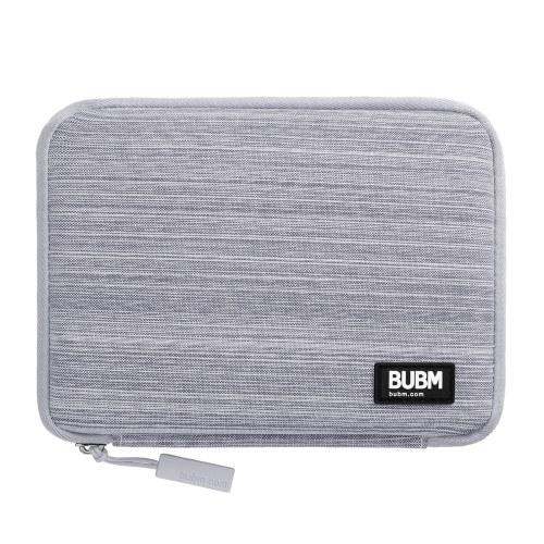 BUBM DISXS-NZB-hui Kabeltasche Mini Tragbares digitales Zubehör U Disk / USB-Kabel / Kopfhörerkabel / Telefon Digitale Aufbewahrungstasche XS