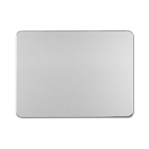 Metal Mouse Pad Aluminum Alloy Mouse Mat Ultra-thin Anti-slip Wear-resistant Scratch-resistant Mouse Pad 195*145mm