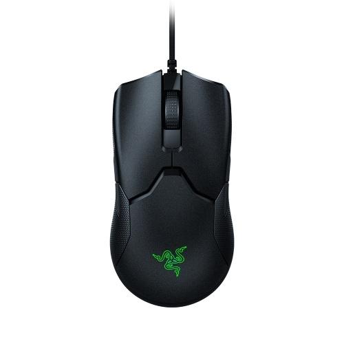 Mouse da gioco cablato Razer Viper 8KHz Mouse ergonomico leggero con velocità di polling 8000Hz MESSA A FUOCO 20000 DPI + sensore ottico
