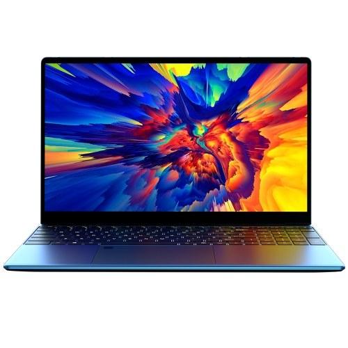 T-bao X10 portátil de oficina ultrafino de 15,6 pulgadas procesador AMD Athlon Gold 3150U 8 GB + 128 GB de memoria 1920 * 1080 pantalla IPS enchufe azul de la UE