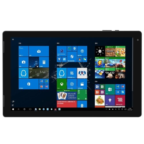Jumper EZpad 7 10.1 inch Portable Metal Tablet with Intel Atom X5 Z8350 Processor 4GB+64GB Memory 1920*1200 IPS Screen
