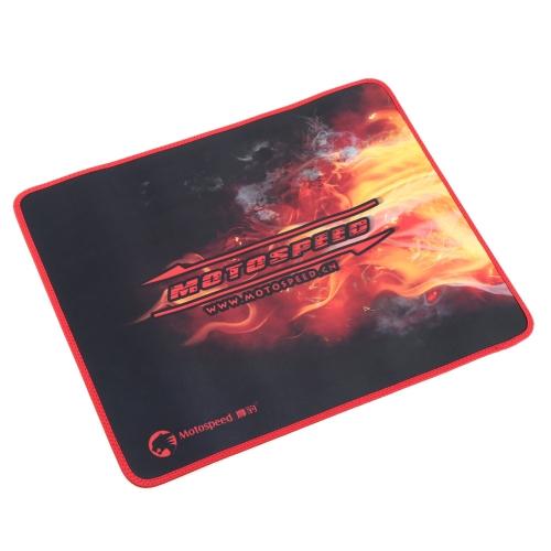 Motospeed P30 grande grande Gaming Mouse Pad Mat bloqueio borda borracha 440 * 350 * 4mm