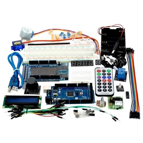 Zestaw do badań mikrokontrolera typu C dla Arduino (współpracuje z oficjalnymi kartami Arduino)