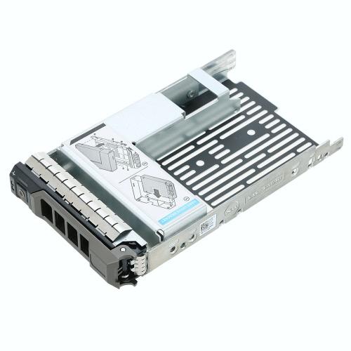 3.5デルF238F Y004Gハードドライブトレイキャディーブラケット09W8C4用アダプター「2.5」