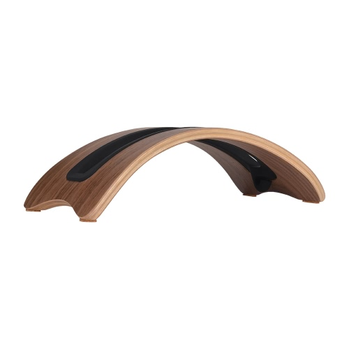 Samdi BookArc Originale Semplice Semplice Legno Stand Verticale Display Stand Holder