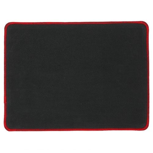 Corlorful Gaming Mouse Pad Mat durável com tecido de borracha de borda de bloqueio 320 * 240 * 5mm para laptop Dota LoL Call of Duty PC