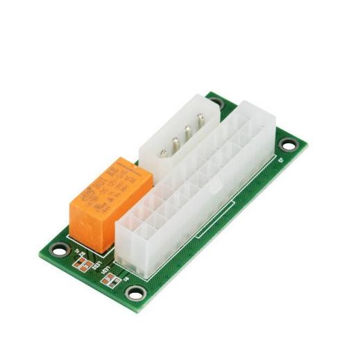 Ligne de démarrage synchrone 24PIN Power Riser Card