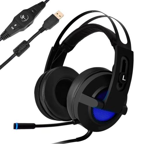 7.1 Dźwięk przestrzenny Przewodowy zestaw słuchawkowy z wibracją USB Przewodowy zestaw słuchawkowy z mikrofonem Kontroler natężenia światła LED