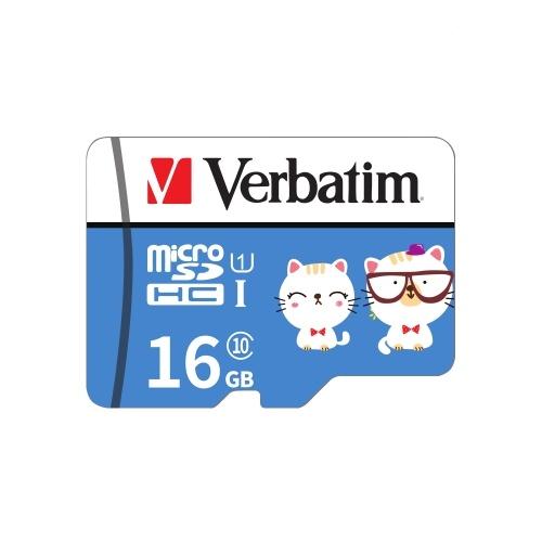 Cartão Micro SD Verbatim Class10 TF Cartão de Memória 16GB