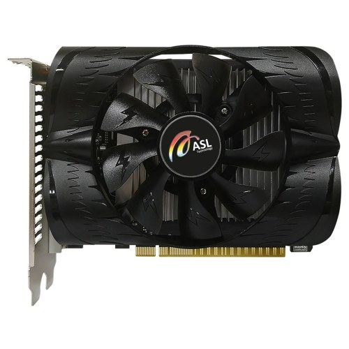 ASL GeForce® GT 1030 2G D5 Graphics Card NVIDIA GP108 6008MHZ GDDR5 2GB 64bit 384units Shaders 16nm DirectX 12 HD Interface+DVI Video Card for Gaming