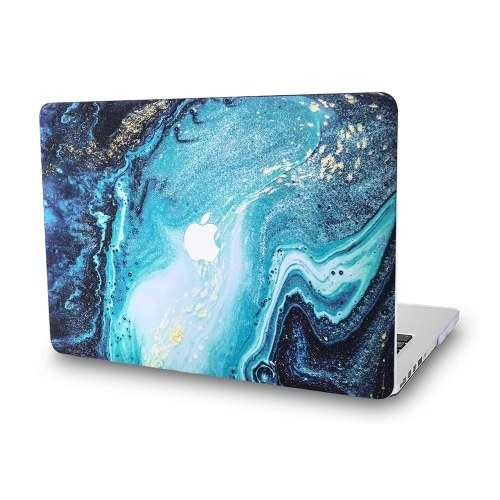 MacBook Air 13/13.3 Case Super Thin Rubberized Coated Laptop Cover Shell Protective for Apple 13