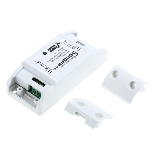 SONOFF RF 2pcs Wifi Switch RF 433MHz funciona com Alexa para o Google Home