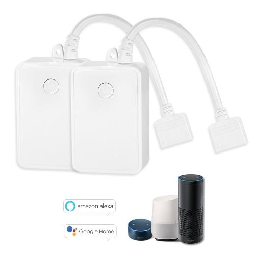 2 stücke Mini Wifi RGBW LED Streifen Controller
