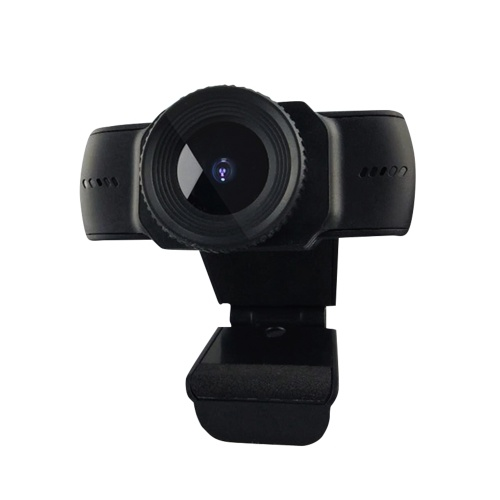 Webcam 1080P Videocamera USB Videocamera ad alta definizione Videocamera con messa a fuoco automatica con microfono per videoconferenze Streaming live Chat Insegnamento online