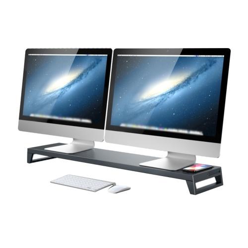 LANQ PC Dock Pro Max Intelligent Monitor Stand Multifunctional Desktop Laptop Holder Bracket, TOMTOP  - buy with discount