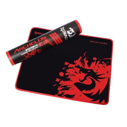 Arquelônio redragon Gaming Mouse Pad tapete borda 330 * 260 * 5mm para Dota LoL chamada do dever de bloqueio